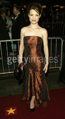 Rebecca Herbst clothing line